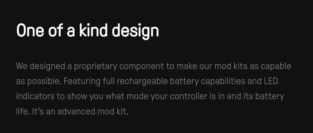 8Bitdo - Diy - Mod kit - Sega Megadrive - Belchine - 5