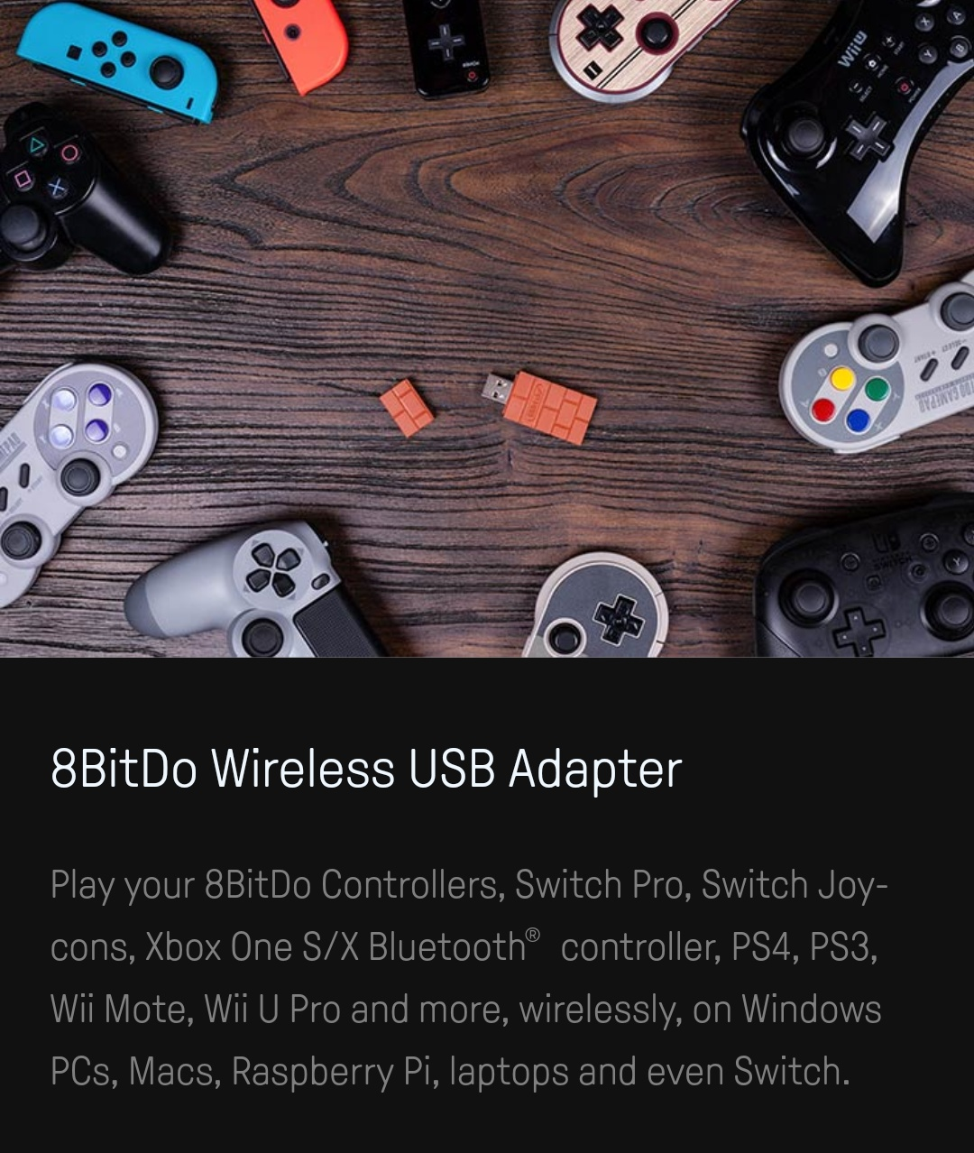 8Bitdo-Usb-Receiver-Belchine-1