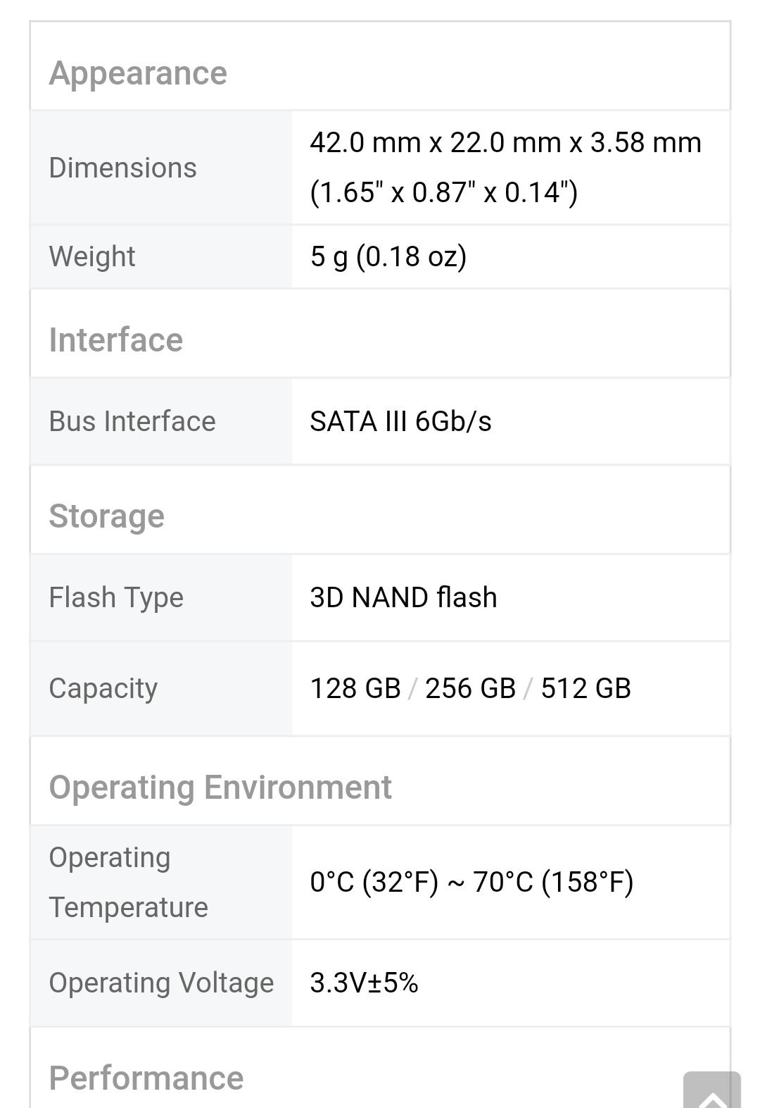 Transcend 512Go - M.2 SSD 430S - Belchine - 12