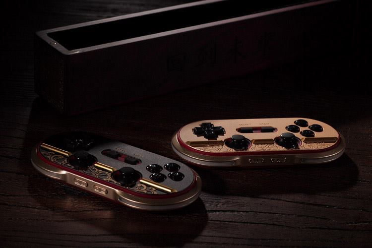 8Bitdo-FC30-Pro-Year of the Monkey-Belchine-7