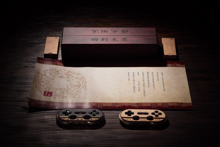 8Bitdo-FC30-Pro-Year of the Monkey-Belchine-9